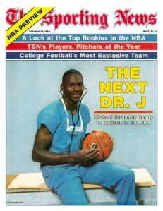 MJ Dr.J
